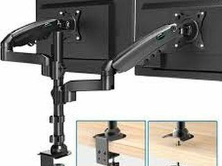 HUANUO DUAl GAS SPRING MONITOR MOUNT