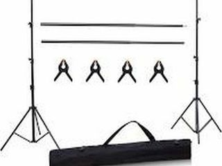 OHUHU BACKDROP SUPPORT STAND