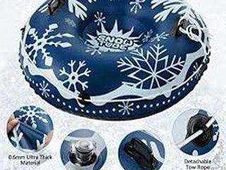 WEANAS SNOW TUBE INFlATABlE SlED
