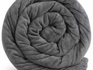 QUEEN SIZE 20 lBS WEIGHTED BlANKET