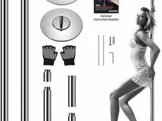SERENElIFE PROFESSIONAl SPINNING DANCE POlE