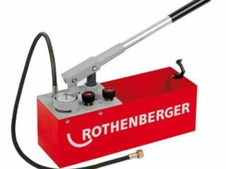 ROTHENBERGER 60250 TP25 COMPRESSION TEST PUMP