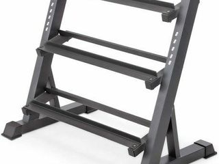 MARCY 3 TIER DUMBBEll RACK MUlTIlEVEl WEIGHT