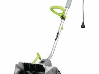 EARTHWISE CORDED ElECTRIC SNOW THROWER  BlACK