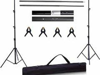 OHUHU BACKDROP SUPPORT STANDS