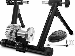 SPORTNEER INDOOR BICYClE EXERCISE TRAINING STAND
