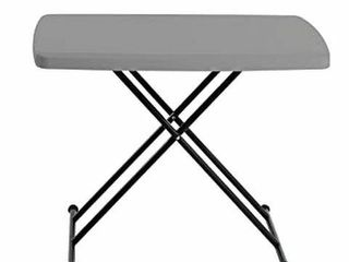 PERSONAl TABlE CHARCOAl 65491 20X30 INCH