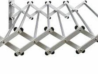 GREENWAY EXPANDABlE DRYING RACK 5 24X34X8 7 INCH