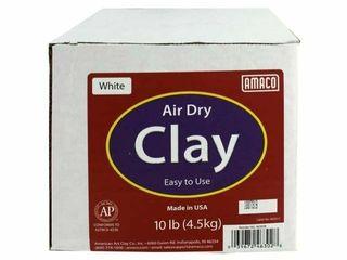 AMACO AIR DRY ClAY 10 lBS