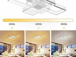 JAYCOMEY CEIlING lIGHT DIMMABlE lED CHANDElIER