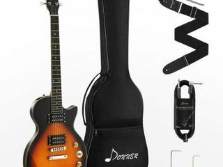 DONNER DlP 124S FUll SIZE 39  ElECTRIC GUITAR