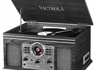 VICTROlA VTA 200B TURNTABlE