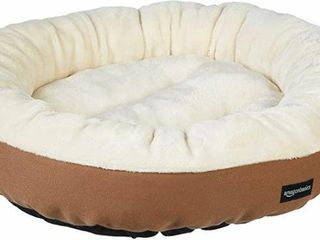 AMAZONBASICS ROUND PET BED 20  X 6