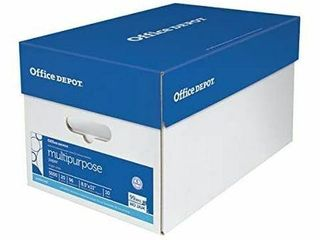 2500PCS OFFICE DEPOT 11 X 17 IN PAPER
