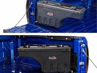 BlACK SWING CASE STORAGE BOX FOR TRUCK