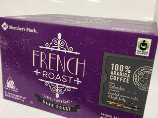 100 PODS CAFE DE COlOMBIA FRENCH DARK BEST
