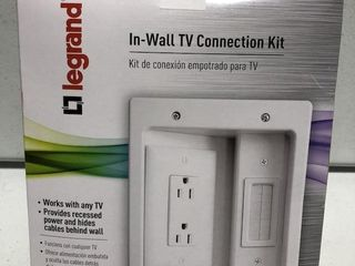 lEGRAND IN WAll TV CONNECTION KIT