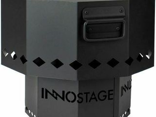 INNO STAGE SMOKElESS FIRE BOWl PIT FOR POUTDOOR