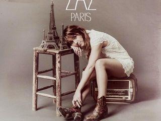 ZAZ PARIS VINYl DISC