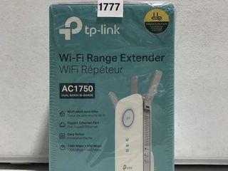 TP lINK WIFI RANGE EXTENDER AC1750