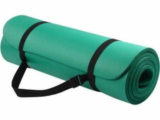 BAlANCEFROM 1 2 INCH EXTRA THICK YOGA MAT