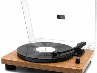 lP NO 1 BElT DRIVEN STEREO TURNABlE