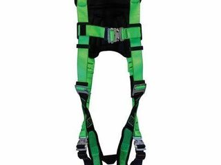 PEAKWORKS FAll PROTETION FUll BODY SAFETY HARNESS