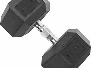 CAP COATED SINGlE DUMBBEll WEIGHT 45 KG