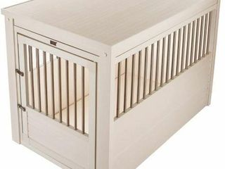 NEW AGE PET HABITAT HOME CRATE STAINlESS STEEl