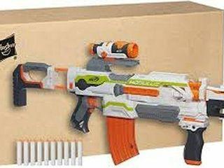 NERF  N STRIKE MODUlUS ECS 10 NERF GUN