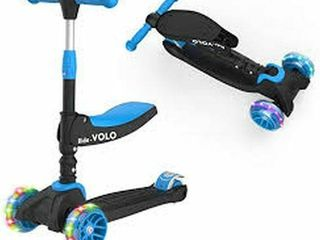 VOlO 2 IN 1 KICK SCOOTER