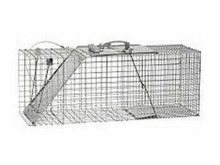 HAVAHART lIVE ANIMAl CAGE TRAP 32X10X12