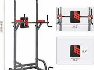 MAGIC FIT MUlTI FUNCTION WORKOUT DIP STATION