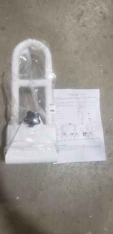 MEDICAl BATHTUB SAFETY RAIl