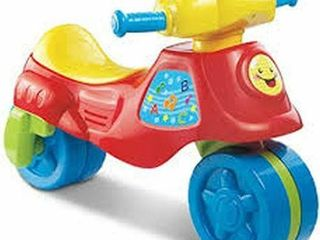 VTECH 2 IN 1 lEARN AND ZOOM MOTORBIKE