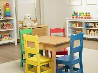 MElISSA AND DOUG KID FURNITURE WOODEN TABlE