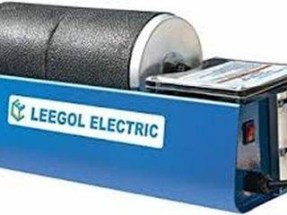 lEEGOl ElECTRIC DUAl DRUM ROTARY TUMBlER