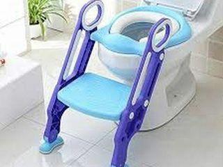 TOYTEXX POTTY TOIlET SEAT ADJUSTABlE