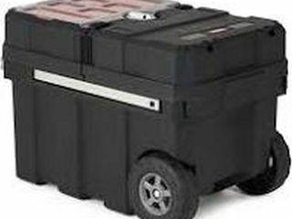 KETER MASTERlOADER ROllING ORGANIZER TOOl BOX