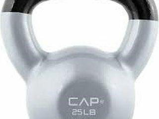 CAP 25 lB KETTlEBEll