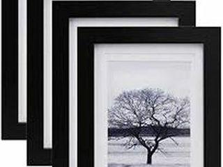 EGOFINE 5  X 7  PICTURE FRAMES 10 PIECES