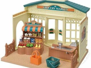 CAlICO CRITTERS GROCERY MARKET PlAYSET