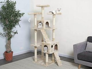 GO PET ClUB F2080 CAT TREE CONDO 72