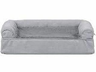 FURHAVEN ORTHOPEDIC SOFA PET BED