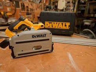 DEWAlT DWS520 TRACK SAW