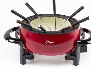 OSTER 3 QUART ElECTRIC FONDUE POT