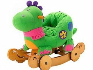 lABEBE ROCK AND RIDE DINOSAUR FOR BABIES AND