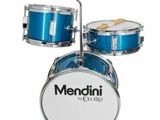 MENDINI BY CECIlIO JUNIOR DRUM SET  MJDS 1 GN