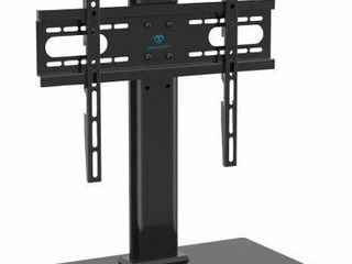 PERlESMITH TABlE TOP UNIVERSAl TV STAND FOR