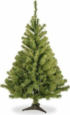 NATIONAl TREE 4  CHRISTMAS TREE